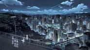 Academy City - Night