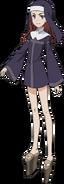Agnese body (Anime)