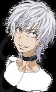Accelerator Face (Index III Anime Design)
