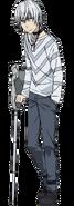 Accelerator Body (Accelerator Anime Design)