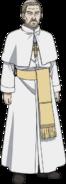 Nikolai Tolstoy (Index III Anime Design)