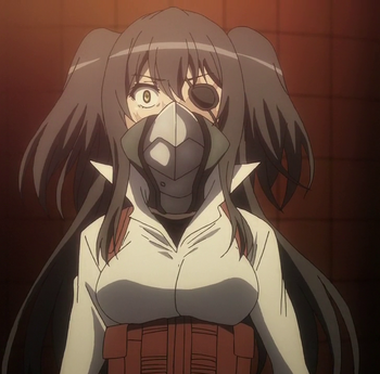 Anime (Scarred)