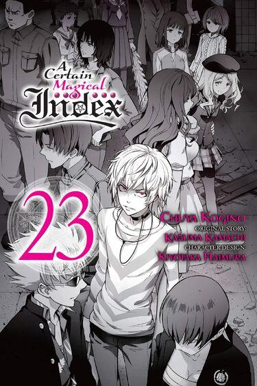 A Certain Magical Index Manga v23 Cover.jpg