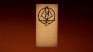 Qi Qiong magic card