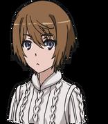 Kinuhata Saiai Face (Index III Anime Design)