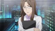 Female Scientist (Anime)