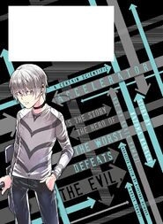 Toaru Kagaku no Accelerator Manga Volume 11 Back Page