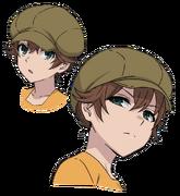 Yakumaru Face (Accelerator Anime Design)