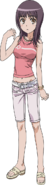 Itsuwa body (Anime)