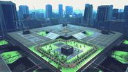 Academy City Rooftop (Virtual-On game)