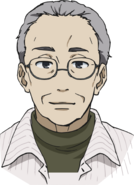 Isahaya face (anime)