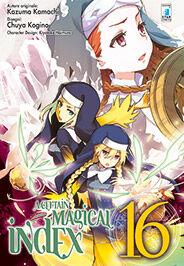 A Certain Magical Index Manga v16 Italian cover.jpg