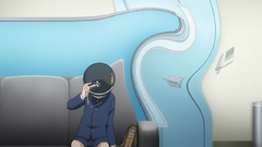 Miyama Shaei's ability (Anime)