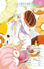 Toaru Majutsu no Index Manga v14 Table of Contents
