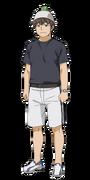 Baba Yoshio (Railgun T Anime Design)