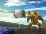 Gigantic Advanced Movement Armor