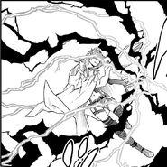 Kimi's Black lightning