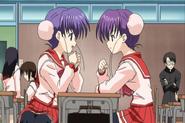 ToHeart2 Ep8 Himeyuri Sisters