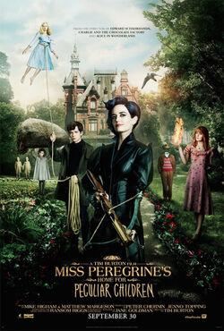 Miss Peregrine's Home for Peculiar Children2016.jpg