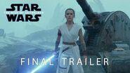 Star Wars The Rise of Skywalker Final Trailer