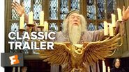 Harry Potter and the Prisoner of Azkaban (2004) Official Trailer - Daniel Radcliffe Movie HD