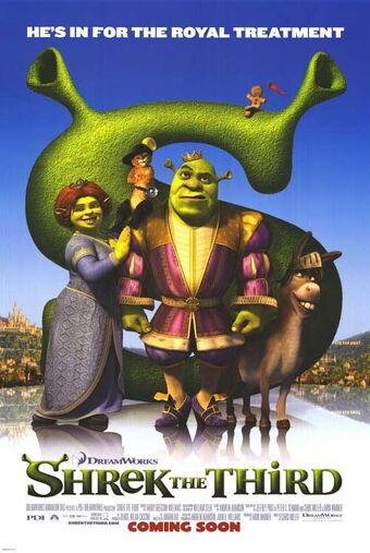 Shrek The Third 2007 Movie And Tv Wiki Fandom
