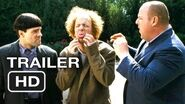 The Three Stooges Official Trailer 1 - Farrelly Brothers Movie (2012) HD