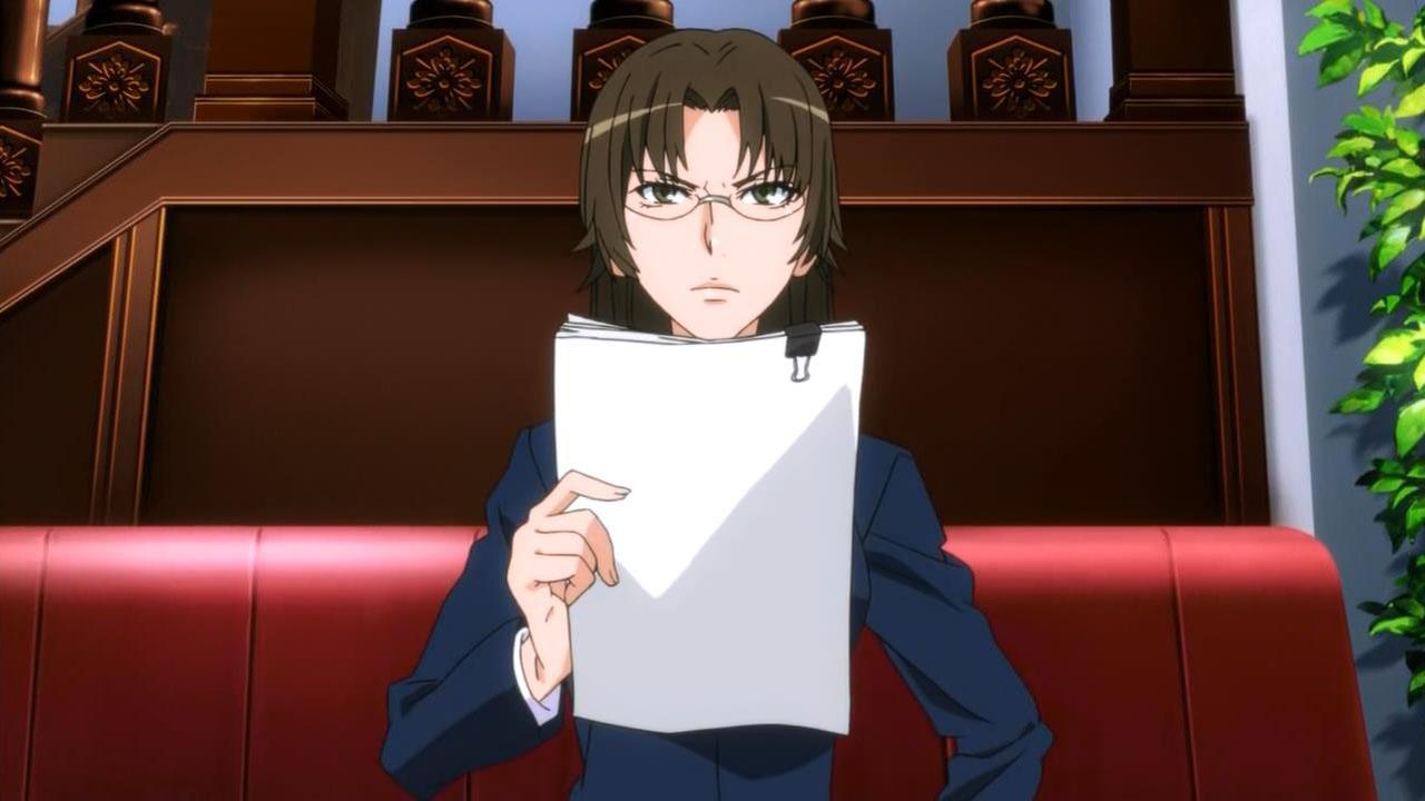 Supervisora de Dormitorios de Tokiwadai