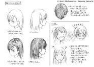 Diseño Facial de Mikoto
