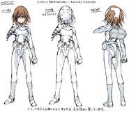 Diseño de Misaka Worst Volumen 20