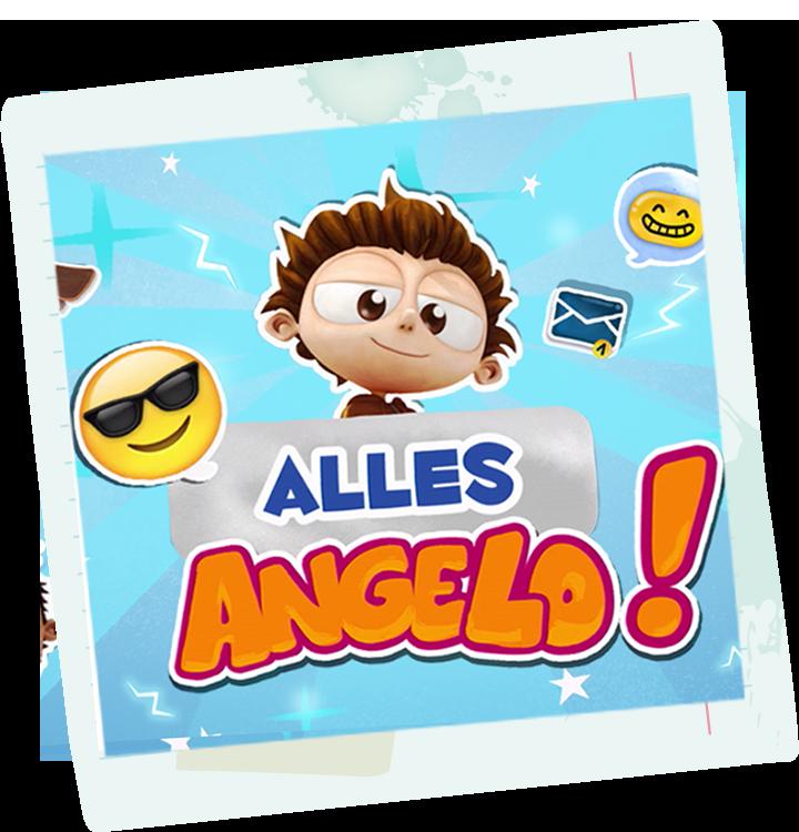 Angelo nackt toggo Angelo von