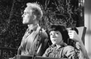 Boo Radley and Scout (1)