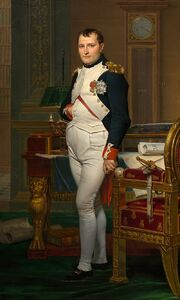 800px-Jacques-Louis David - The Emperor Napoleon in His Study at the Tuileries - Google Art Project.jpg