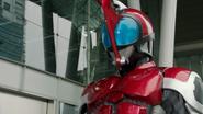 Super Hero Taisen - Kabuto