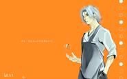 Ilustración de Yomo de Tumblr de Ishida.