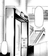 Puerta de Escaneo RC vista diagonal