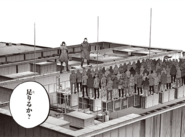 Ayato y Banjou preparan sus fuerza de ataque