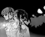 Boda de Kaneki y Touka