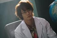Shunya Shiraishi como Nishiki Nishio.