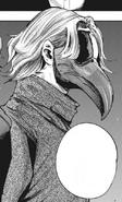 Mascara de Yomo en el manga