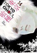 Tokyo Ghoul (Tom 14 - EN)