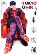 Tokyo Ghoul (Tom 4 - EN)