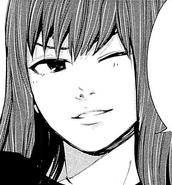 Starsza siostra Nishikiego Nishio