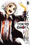 Tokyo Ghoul (Tom 6 - EN)