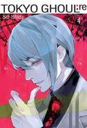 Tokyo Ghoul-re (Tom 4)
