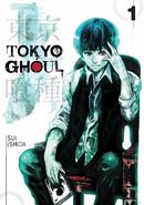Tokyo Ghoul (Tom 1 - EN)