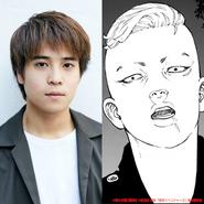 Tokyo Revengers Cast - Kazuki Horike