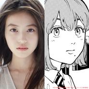 Tokyo Revengers Cast - Mio Imada