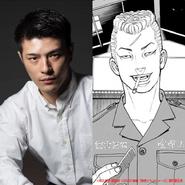 Tokyo Revengers Cast - Yoshiki Minato