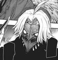 Takizawa's third kakuja mask